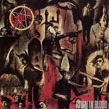 Slayer   i don't believe this album promotes violence but takes an objective look at it, lest we forget