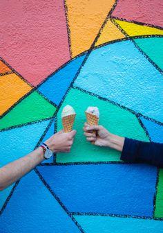 N'ice Cream in Los Angeles, CA ph: @David Gil