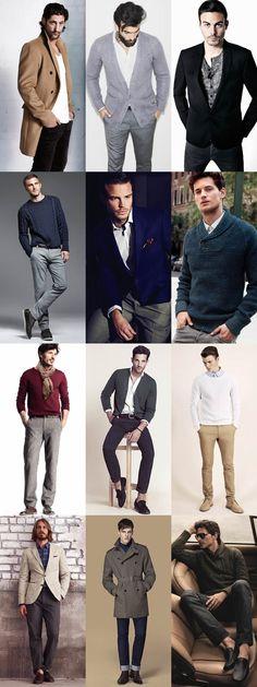 The Well Dressed Man Lookbook...