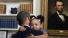 little girls, abraham lincoln, white houses, barackobama, famili, offic, presid obama, barack obama, young girls