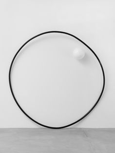 Mark Handforth,Strange Ring, 2013