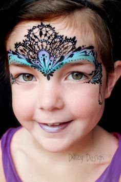 beautiful face painting designs - Google Search