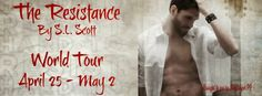 #BookNerd: The Resistance Blog Tour and Giveaway!!