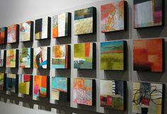 Jane Davies - collage journeys