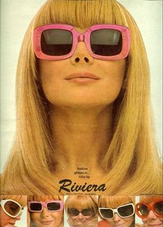 1960s sunglasses http://1960sfashionstyle.com/vintage-sunglasses/