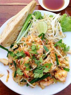 Thai food, yum and yum!