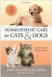 Best Homeopathy book for pets  http://www.kittyhealth.org/cat-books-natural-cat-care/