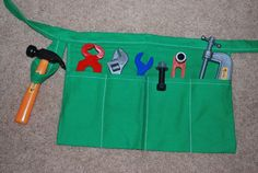 tool belt (tools for GOD)