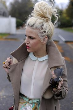 top knot love