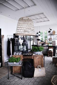 Enkla Ting   Vallåkra, Sweden #retail #merchandising #instore #display