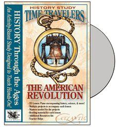 HTTA - Time Travelers - American Revolution
