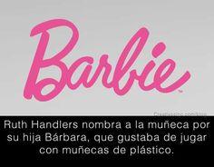 Significado logo Barbie