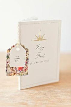 Elegant English country wedding stationery
