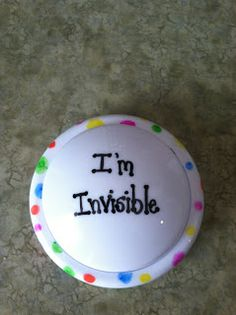 "My Mentor teacher showed me this; in between classes turn the light on and it shows the students that they cannot speak to you . . . you are ""invisible""! Great idea! We have been able to accomplish so much more when we use our between-periods!"