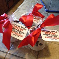 teacher gifts, teacher appreciation, huge list, gift ideas, family gifts
