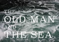 Re-Covered Books Contest: 'The Old Man and the Sea'