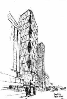 Hearst Tower, Norman Foster, Manhattan / NYC