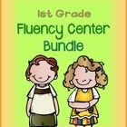"""I added 4 Paper Saver mini books and 4 new writing assignments on 5-14-13.  If you previously purchased this packet you can go to """"my purchases"""" to download these for free. The 1st grade fluency center bundle is on the 1st grade reading level and is aligned with K, 1st, and 2nd grade Common Core Standards. (priced)"""