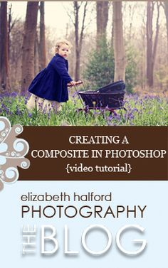 Video tutorial creating one image from two in Photoshop.