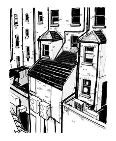 Pen and Ink_Peter Donnelly