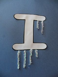 The Fantastic Five: In Love with Letters- Ii:  I is for icicles