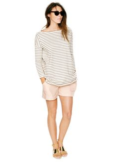 The Short | Shop | HATCH Collection Perfect for pre-post baby wear