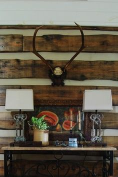 Antlers Design Ideas, Pictures, Remodel, and Decor - page 37