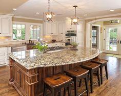 (Michael Cadden, Promaster Design+Build) Whole House Renovation Tour 2011, Kitchen side