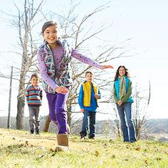 The family's gathered from near and far -- so make the most of it! These get-moving activities, giggle-inducing games, and group crafts will boost the fun factor and keep spirits high.