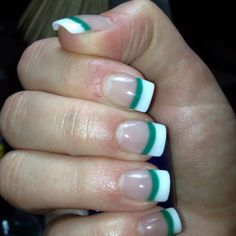 Fave St. Patricks Day Nails