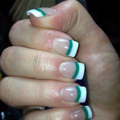 Fave St. Patricks Day Nails st patricks day nails, pat nail, nail art