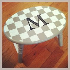 Personalized step stools (completely customizable!) from @ktsteppers for your toddler - what a fantastic birthday gift! #giftidea #toddler