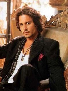 Male Celebrities Fashion. Johnny Depp in downtown luxe attitude. johnny depp, eye candi, peopl, sexi, johnni depp, hot, actor, men, celebr