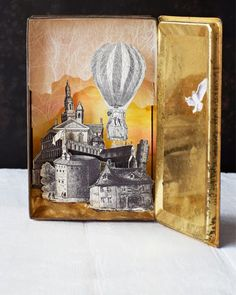 Lova's World: Handmade Shadow Boxes