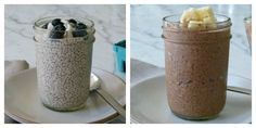 chia seed pudding -- easy, tasty and very nutritious