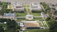 The Greenwich Park - Olympic Dressage Venue 2012