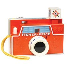 CanadianFamily - Shop | Fisher Price Classics Changeable Picture Disk Camera