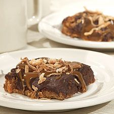 Grand Prize Coconut-Caramel Bars: King Arthur Flour