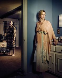 Bryan Cranston and Anna Gunn in Breaking Bad