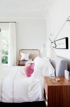 pretty bedroom!