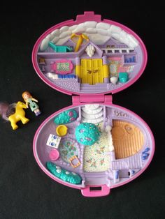 polly pockets- yes