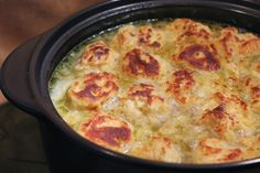 RockCrok Chicken and Dumplings Dish Over Dinner  Contact me today to order the amazing Rockcrok and for delcious recipes!  www.pamperedchef.biz/aleonard ~ Ashley Leonard, Independent Consultant rock crock, dish, rockcrock, pamper chef, rockcrok chicken, food, rockcrok recipes, dinners, chicken and dumplings
