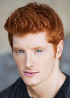 Brian Balzerini ginger guy, hot ginger