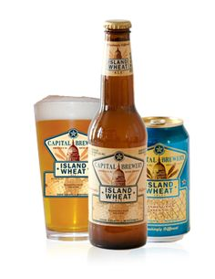 Here's a list of Capital Brewery's beers, Island Wheat is by far the best summer brew around. Their brewery tours in Middleton #Wisconsin are great too.