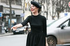 Hats Have It: Hats, The must have fashion item at Paris Fashion Week