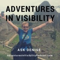 Ask Denise – How Often Should I Post to Get Visibility? by Denise Wakeman on SoundCloud #onlinevisibility #visibilitytip #AdventuresInVisibility #podcast