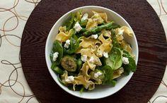 #Epicure Asparagus Primavera (270 calories/serving)