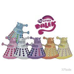My Little Dalek: Extermination is Magic