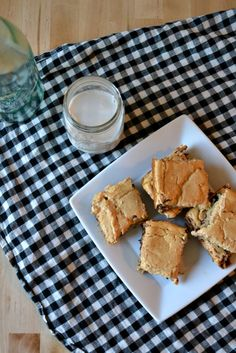 Pumpkin Cream Cheese Cookie Bars