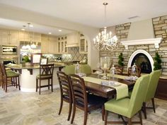 Old World Dining Room : Interior Lifestyles : Dining Rooms : Pro Galleries : HGTV Remodels